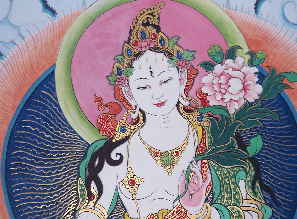 "Featured image for ""Weiße Tara – Sadhana"""